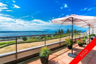 West Van Condo for sale: Panorama Village 2 bedroom 1,419 sq.ft.