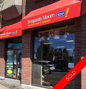 Ambleside Strata-Retail for sale:  1 bedroom  (Listed 2017-05-23)